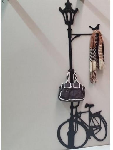 perchero farola bicicleta [0]
