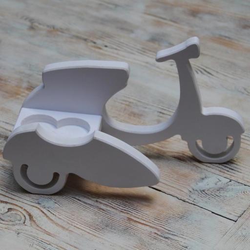 porta alianzas moto con sidecar [1]