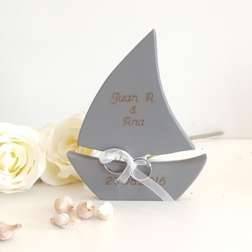 barco velero decorativo