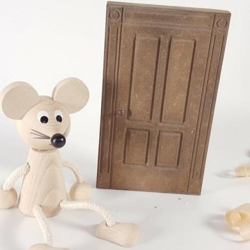 ratoncito Pérez de madera [2]