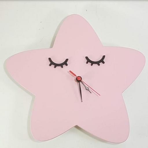 reloj estrella dormida