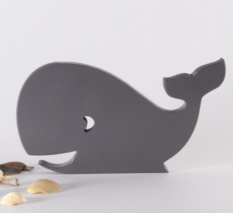 ballena decorativa