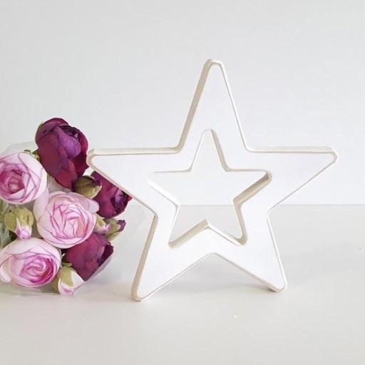 estrella calada