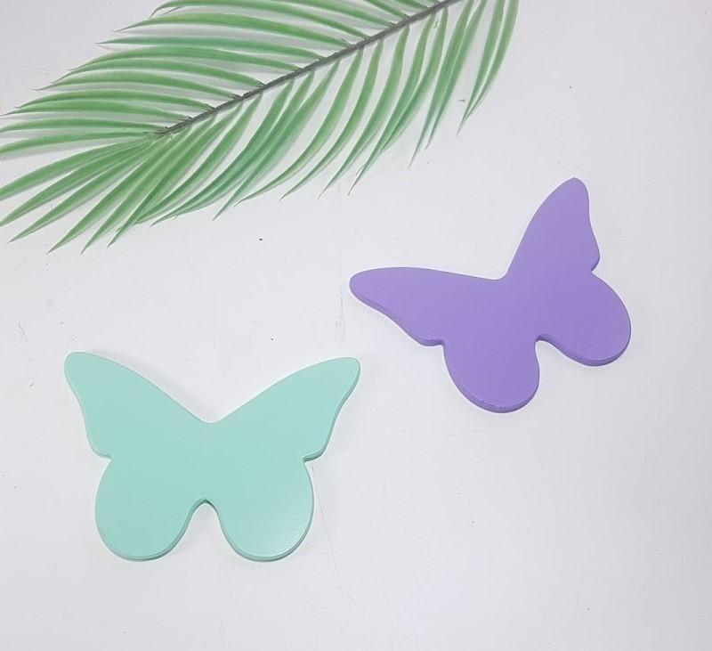 silueta mariposa anais