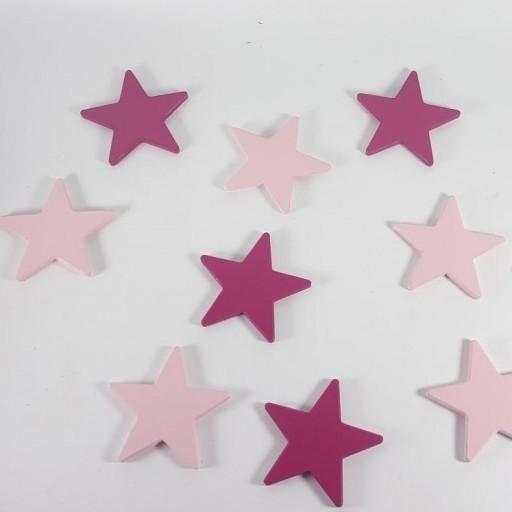 pack 5 estrellas pared [3]