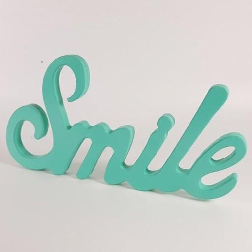 """""""Smile"""" madera [1]"""