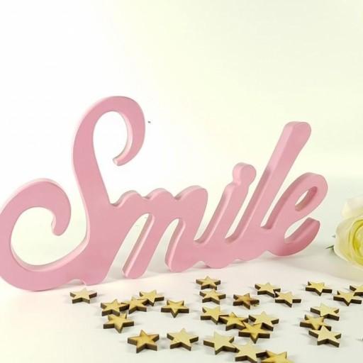 """""""Smile"""" madera"""
