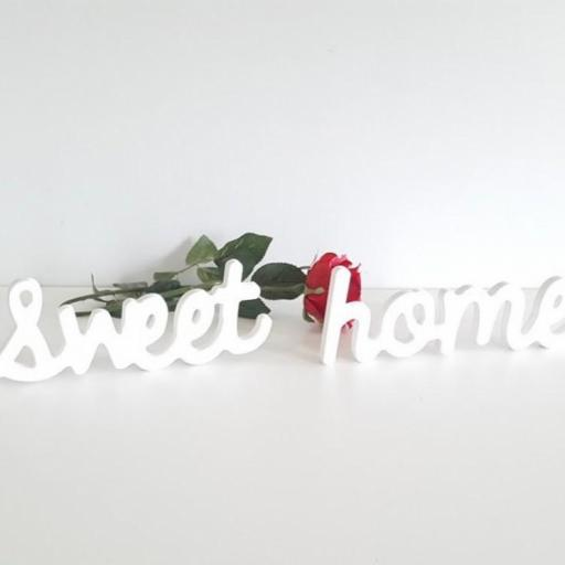 "letras decorativas ""sweet home"" [1]"