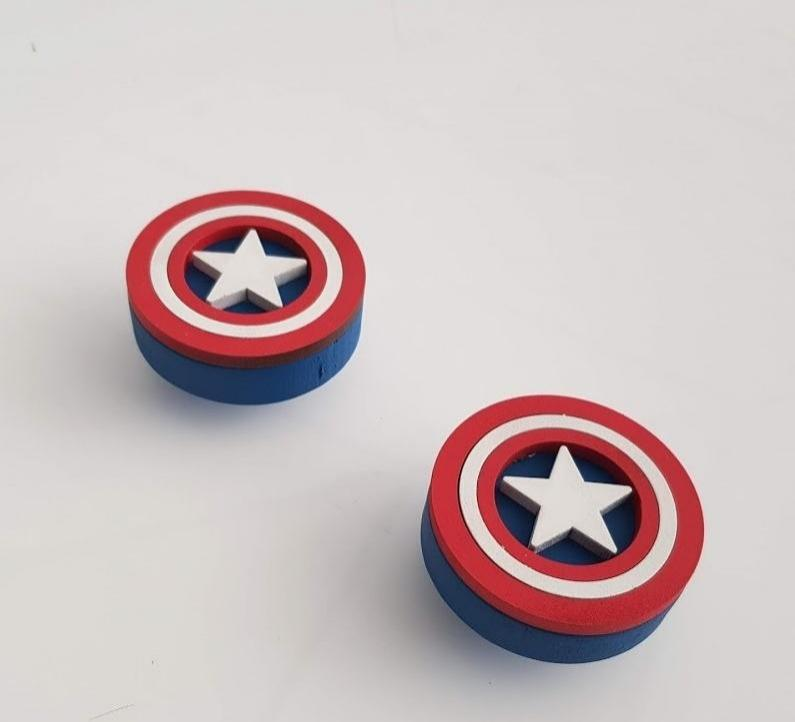 tirador Capitán América