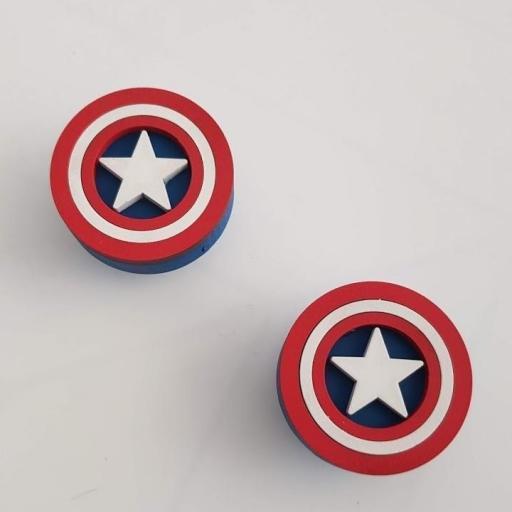 tirador Capitán América [1]