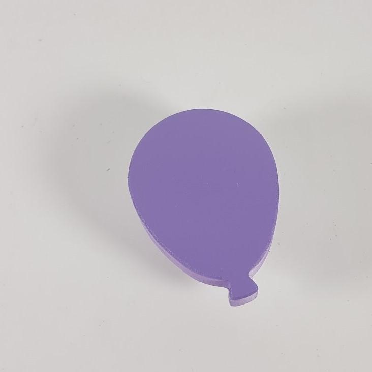 tirador / colgador globo