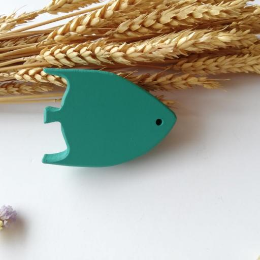 tirador pez
