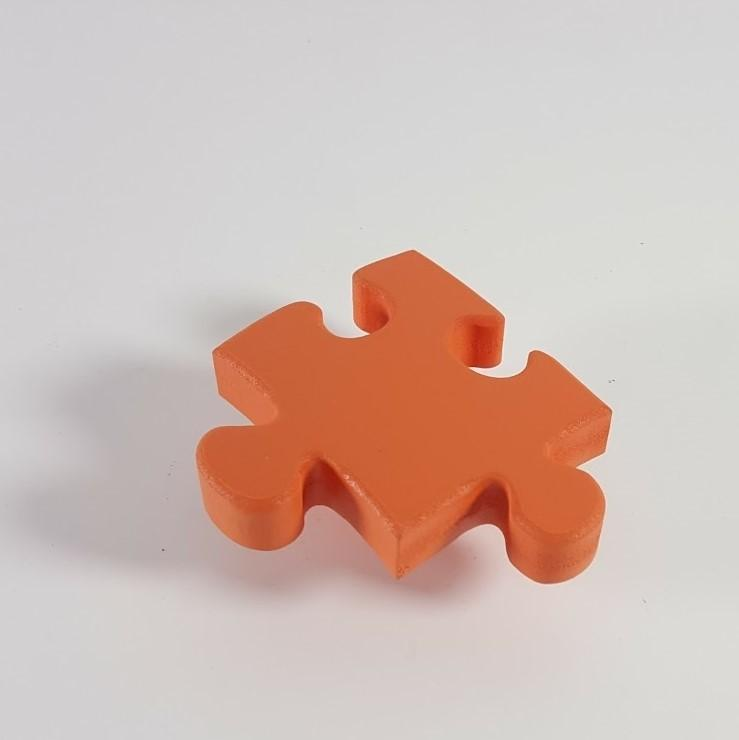 tirador /colgador puzzle