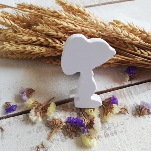 tirador/colgador Snoopy