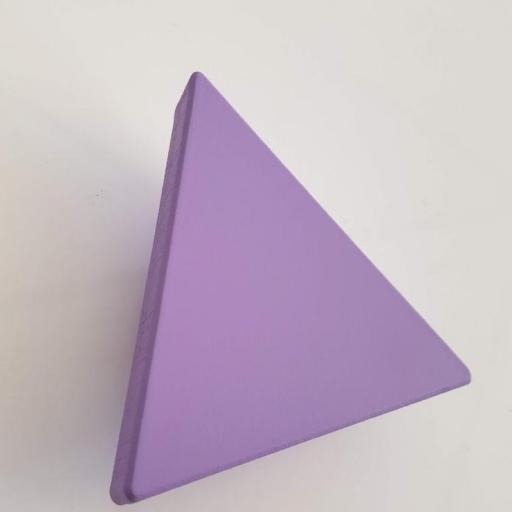 tirador/colgador triángulo