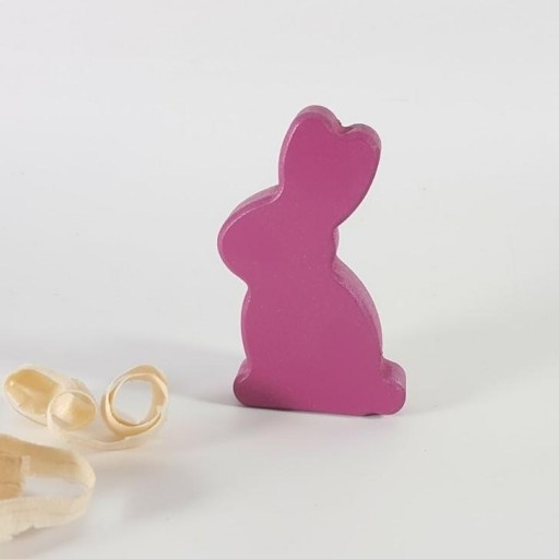 tirador / colgador conejo