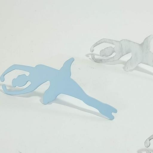 tirador hierro bailarina [1]