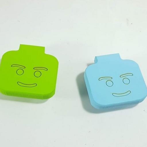 tirador Lego