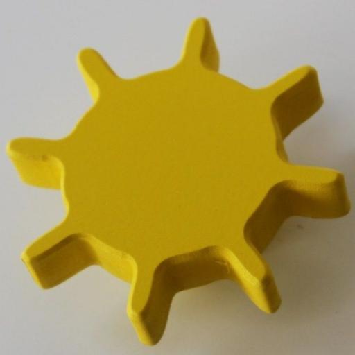 tirador sol redondo [1]