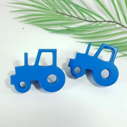 tirador / colgador tractor [1]
