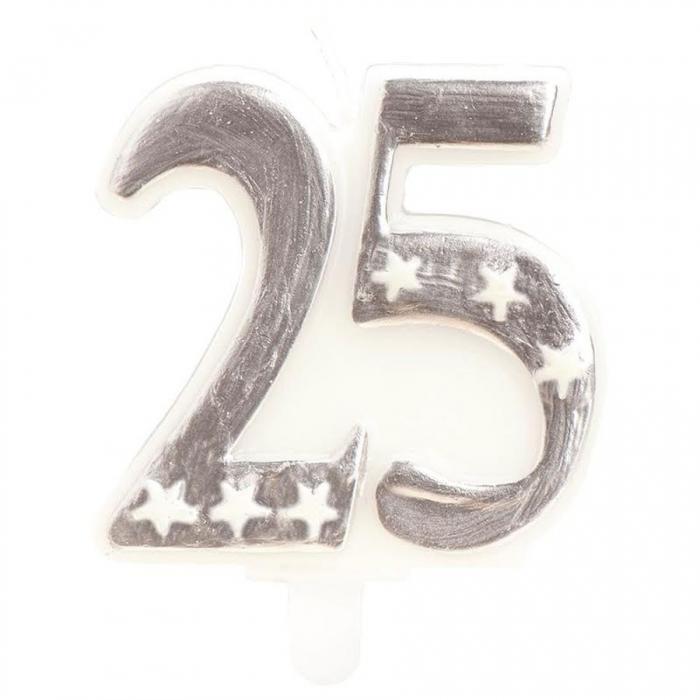 vela 25 aniversario