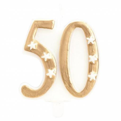 vela 50 aniversario [0]