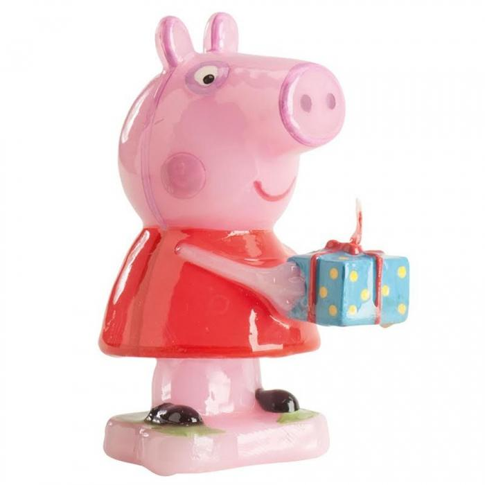 vela Peppa Pig