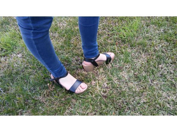 CITY NEGRO, sandalias veganas, sandalias veganas mujer, calzado vegano, sandalias de plataforma, sandalias bioworld, vegan shoes, sandalias negras.  [3]
