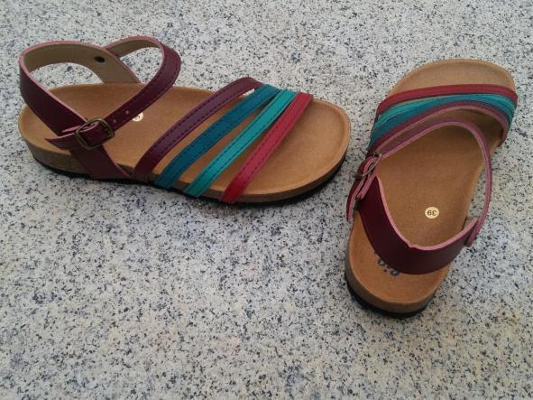 GRANADA, sandalias veganas, sandalias veganas mujer, calzado vegano, sandalias de tacón bajo, sandalias bioworld, vegan shoes, sandalias de colores.  [1]