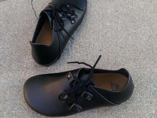 NOGAL COLOR NEGRO Zapatos veganos, Zapatos de diseño, Zapatos cerrados, Zapatos Planos, zapatos de hombre, zapatos de mujer [2]