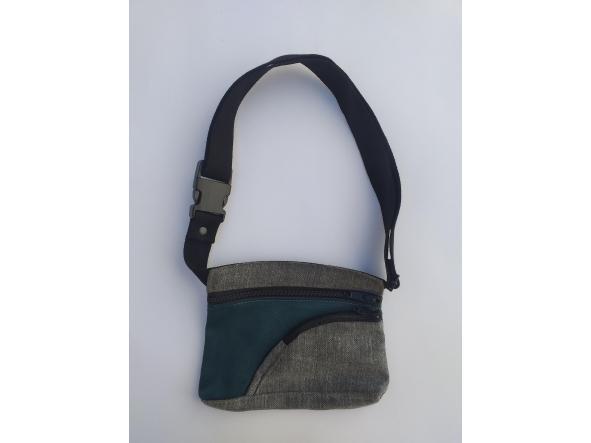 Waist Bag MARSUPIO BLUE