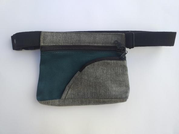 Waist Bag MARSUPIO BLUE [1]