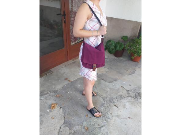 handbag TINCHO GARNET [2]