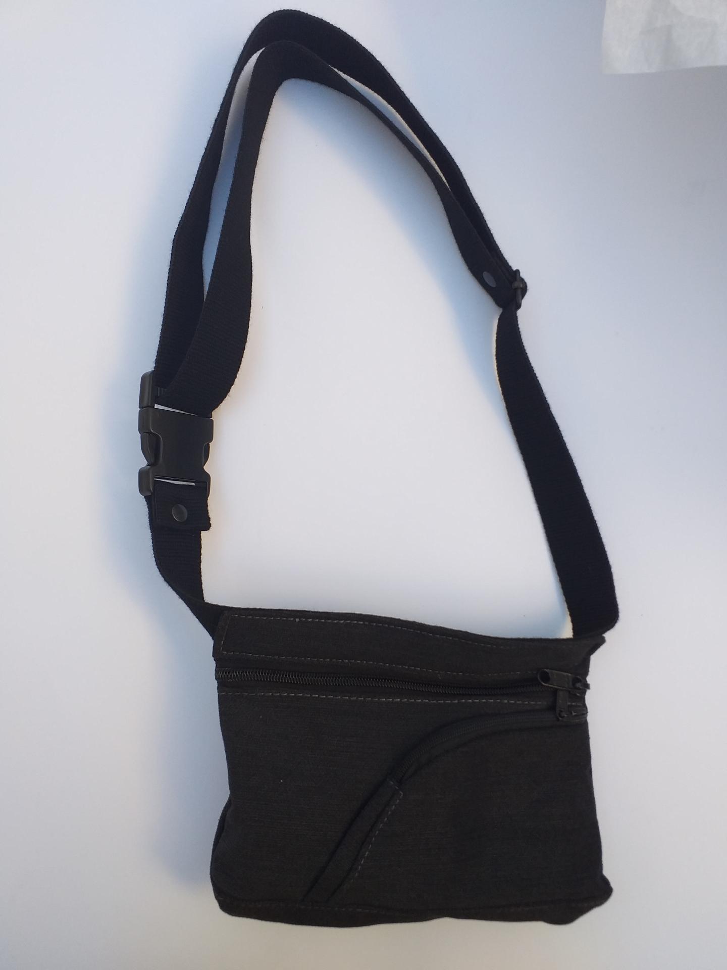 Waist Bag MARSUPIO Black