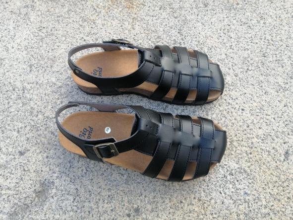 SIERRA NEGRO sandalias veganas, sandalias veganas mujer, calzado vegano, sandalias de tacón bajo, sandalias bioworld, vegan shoes.  [2]