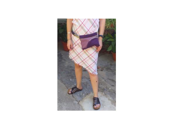Waist Bag MARSUPIO garnet [0]