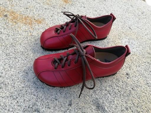 BRASIL ROJO Zapatos veganos, Zapatos de diseño, Zapatos cerrados, Zapatos Planos, zapatos de hombre, zapatos de mujer [1]