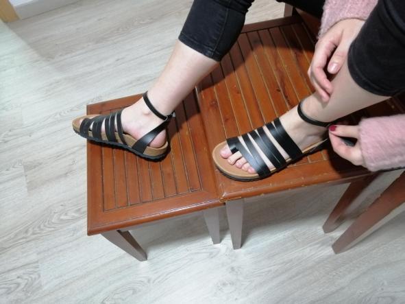 sandalias veganas, sandalias veganas mujer, calzado vegano, sandalias de tacón bajo, sandalias bioworld, vegan shoes. modelo BALBOA  [1]