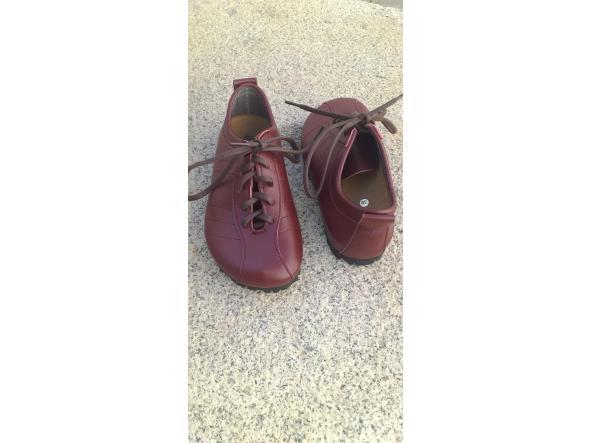 BRASIL BURDEOS  Zapatos veganos, Zapatos de diseño, Zapatos cerrados, Zapatos Planos, zapatos de hombre, zapatos de mujer [2]