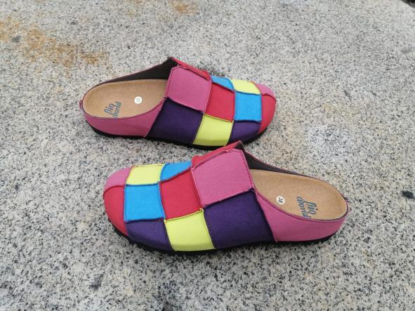 Modelo SQUARES 2021 Free shipping, vegan shoes, vegan woman shoes, vegan men shoes, vegan microfiber, summer shoes, winter shoes, special vegan gift, vegan present.  [0]