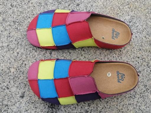 Modelo SQUARES 2021 Free shipping, vegan shoes, vegan woman shoes, vegan men shoes, vegan microfiber, summer shoes, winter shoes, special vegan gift, vegan present.  [2]