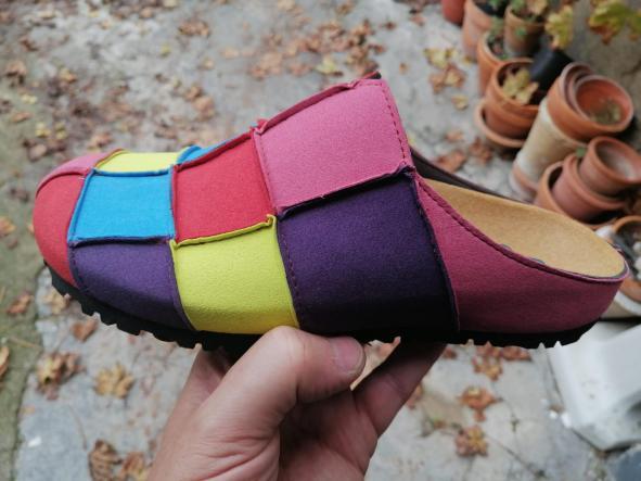 Modelo SQUARES 2021 Free shipping, vegan shoes, vegan woman shoes, vegan men shoes, vegan microfiber, summer shoes, winter shoes, special vegan gift, vegan present.  [3]