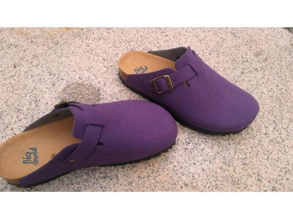 SUOMI PURPLE, Zuecos,  Zapatos veganos, Zapatos de diseño, Zapatos abiertos, Zapatos Planos, zapatos de hombre, zapatos de mujer [2]