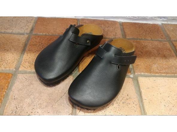 SUOMI NEGRO, Zuecos,  Zapatos veganos, Zapatos de diseño, Zapatos abiertos, Zapatos Planos, zapatos de hombre, zapatos de mujer [2]