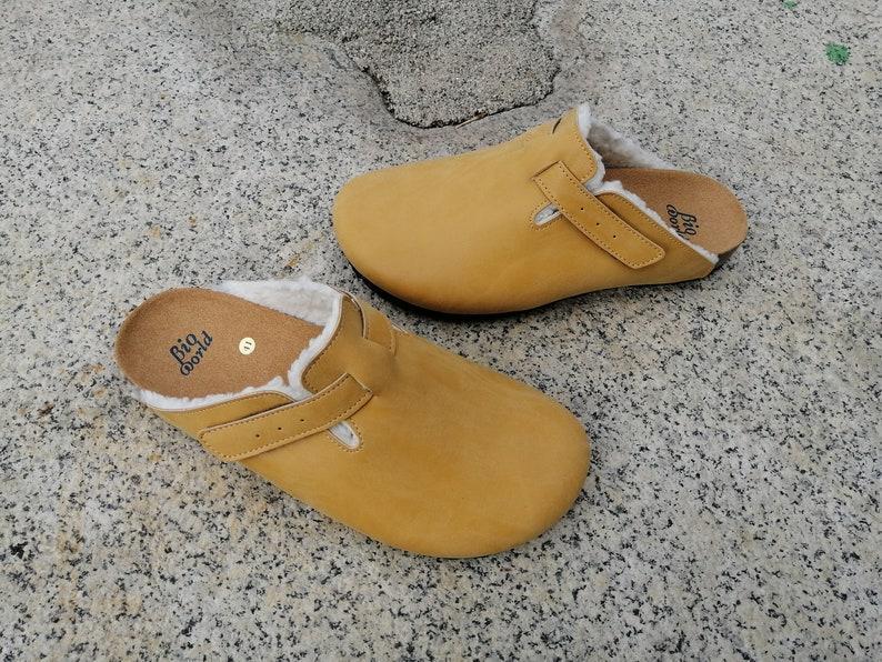 Finlandia Camel, Zuecos,  Zapatos veganos, Zapatos de diseño, Zapatos abiertos, Zapatos Planos, zapatos de hombre, zapatos de mujer