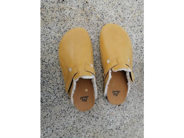 Finlandia Camel, Zuecos,  Zapatos veganos, Zapatos de diseño, Zapatos abiertos, Zapatos Planos, zapatos de hombre, zapatos de mujer [1]