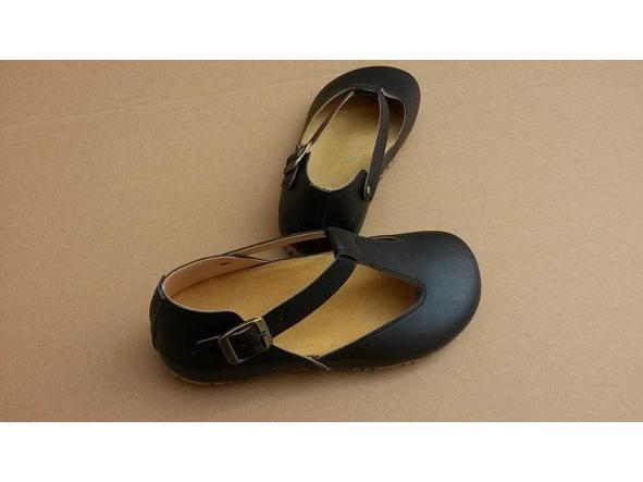 Tamarindo NEGRO Zapatos veganos, Zapatos de diseño, Zapatos abiertos, Zapatos Planos, zapatos de hombre, zapatos de mujer [2]