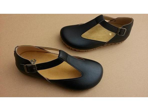 Tamarindo NEGRO Zapatos veganos, Zapatos de diseño, Zapatos abiertos, Zapatos Planos, zapatos de hombre, zapatos de mujer [1]