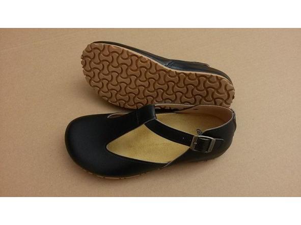 Tamarindo NEGRO Zapatos veganos, Zapatos de diseño, Zapatos abiertos, Zapatos Planos, zapatos de hombre, zapatos de mujer [3]