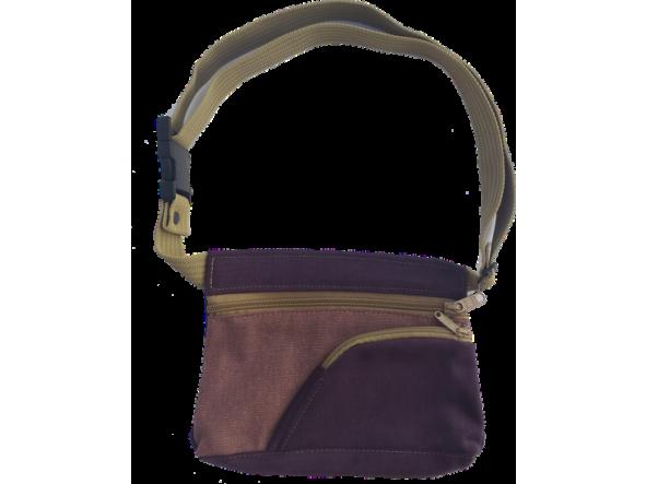 Waist Bag MARSUPIO garnet [1]